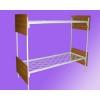Железные армейские кровати. Кровати для строителей. Кровати для общежитий. Металлические трехъярусные кровати