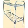Металлические кровати для рабочих общежитий, кровати для строителей