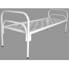 двухъярусные металлические кровати для бытовок, строительных площадок, общежитий. Цены от производителя.